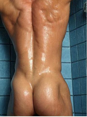 фото голая мужская жопа
