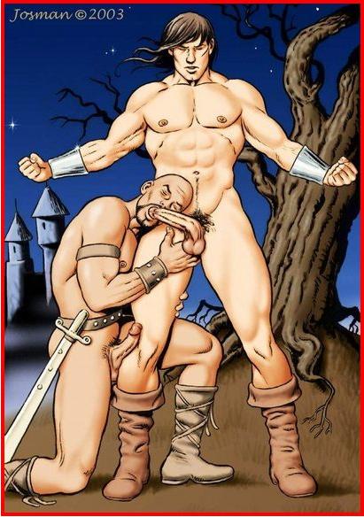 гей порно комиксы аниме