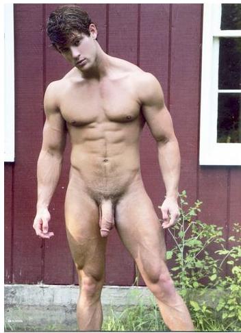 Фото спортсмены голые парни