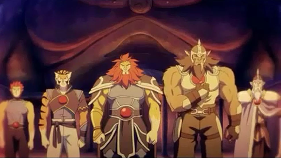 Thundercats Cartoon Work