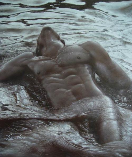 парни в водных видах голые фото