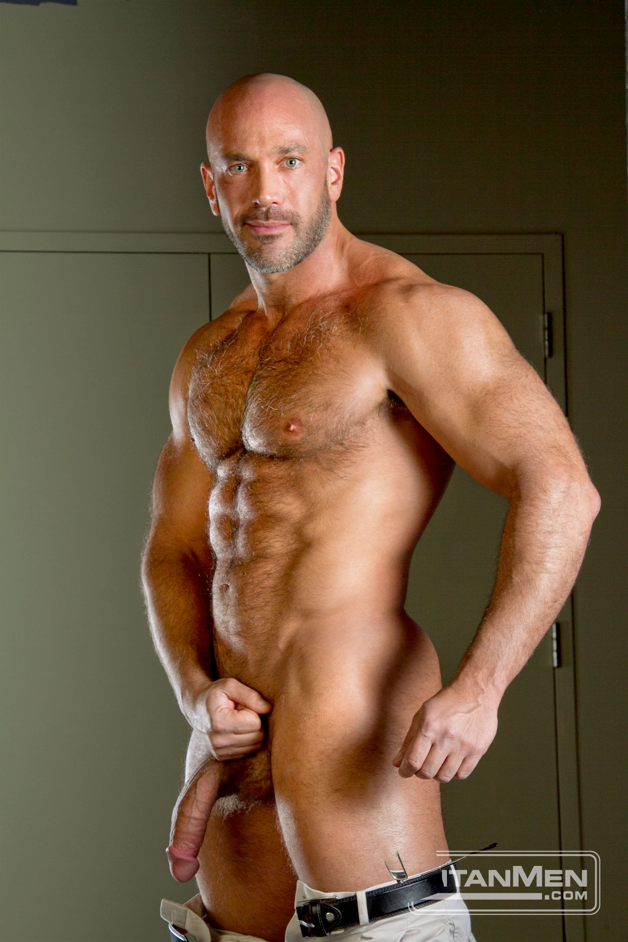from Huxley bear muscle gay hairy