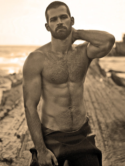 from Jameson gay hairy shirtless