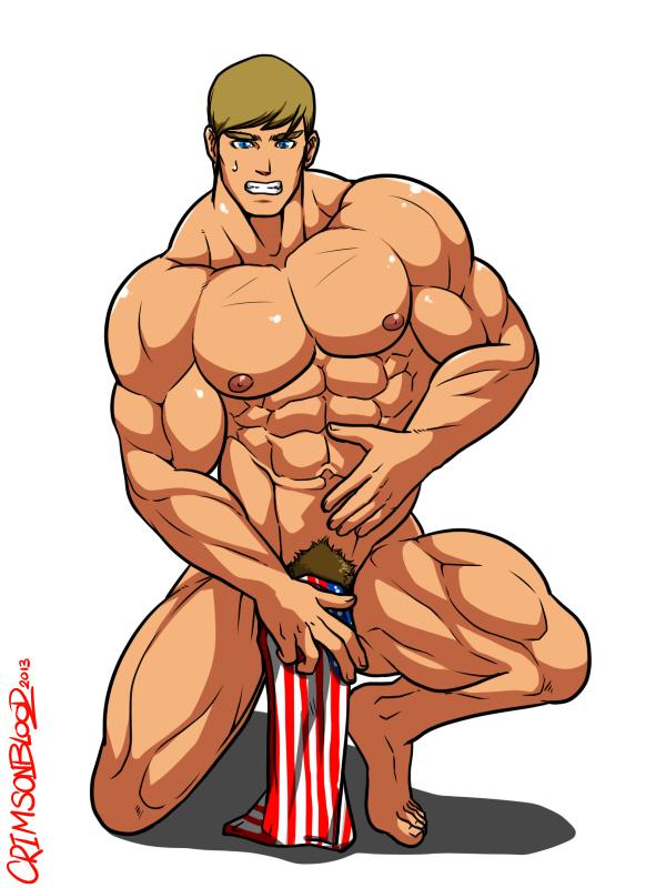 Captain america gay porn naked