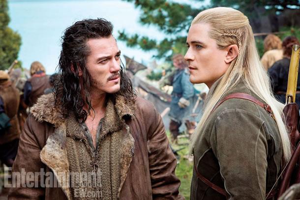 Still From Hobbit 3