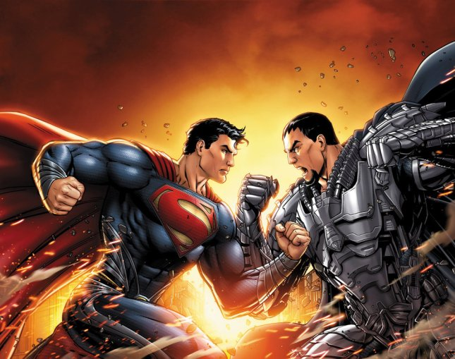man of steel: superman saves smallville by jpr art