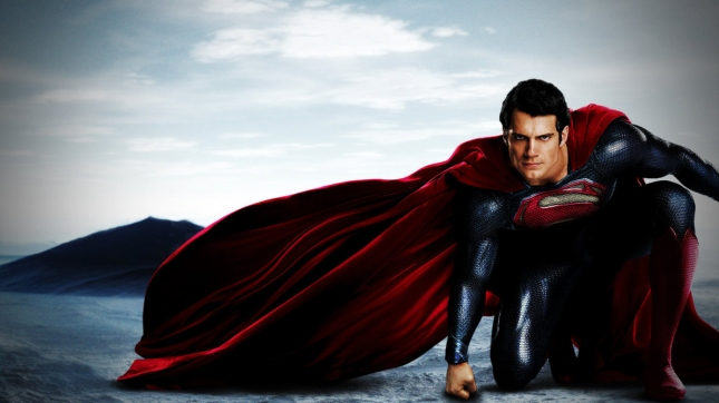Man of Steel: Henry Cavill as Superman 2n-HD