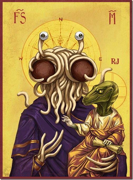 FSM and Raptor Jesus