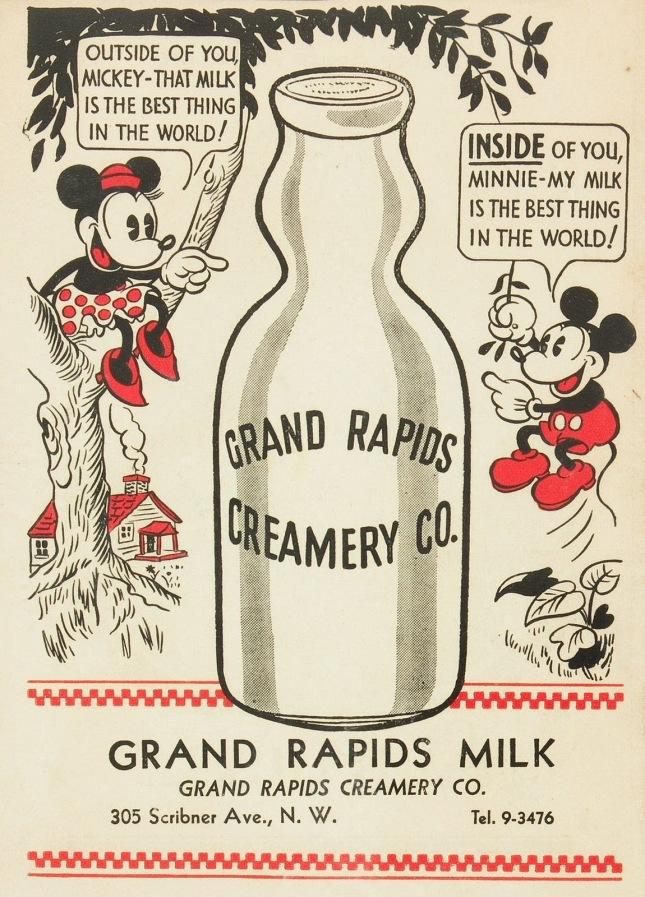 mickey's milk