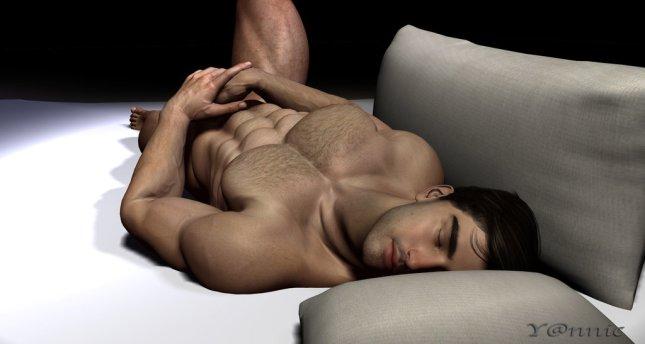 sleeping beauty by yannich