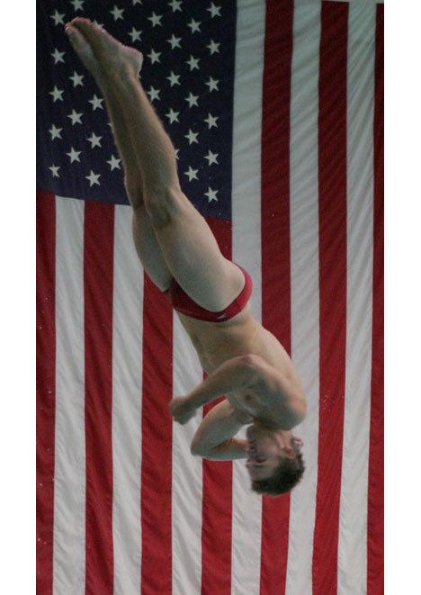 Flag Dive