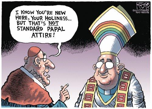 Gay Friendly Francis