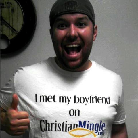 Christian Mingle happy client