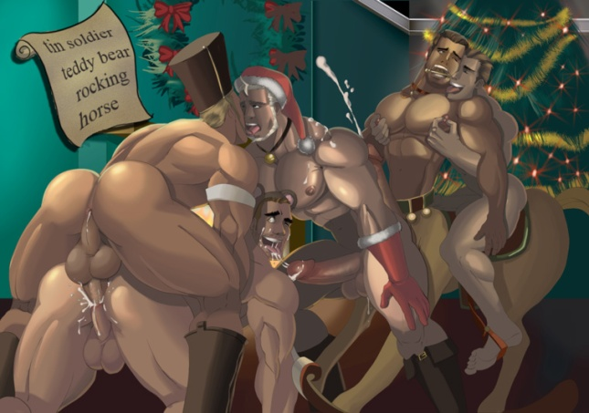 A Very Horny Christmas