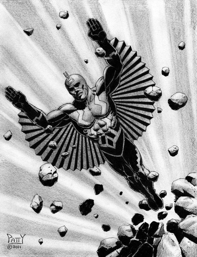 Black Bolt by Sean Patty