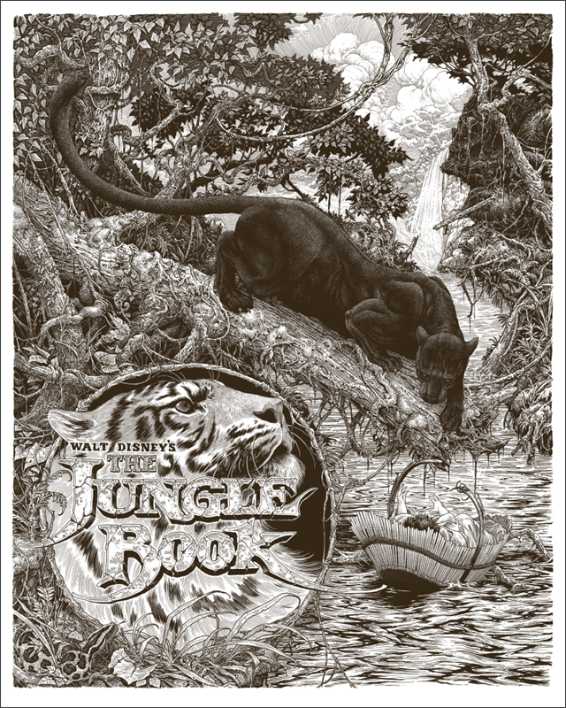 Jungle Book by Brandon Holt