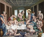 Last Supper by Marc DeBauch