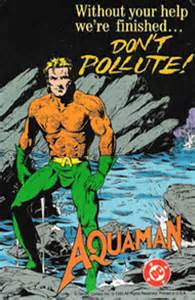 aquaman don't pollute