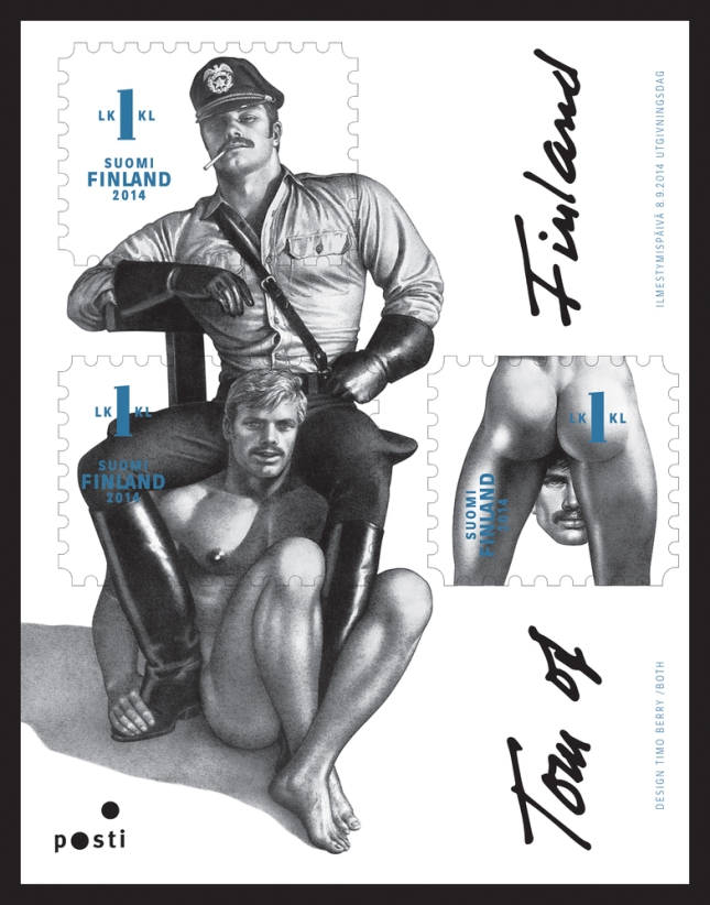 Finnish TOF stamp set