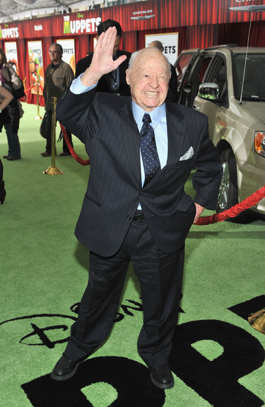 Mickey Rooney at the premier of the first Disney Muppets movie.Premiere+Walt+Disney+Pictures+fuJGJ8VoBytl