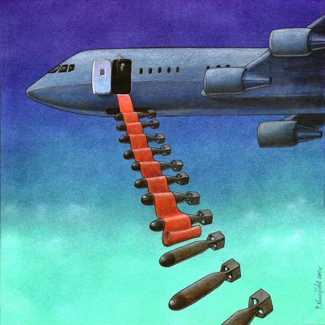 Here Comes President Kill Again by Pawel Kuczynski