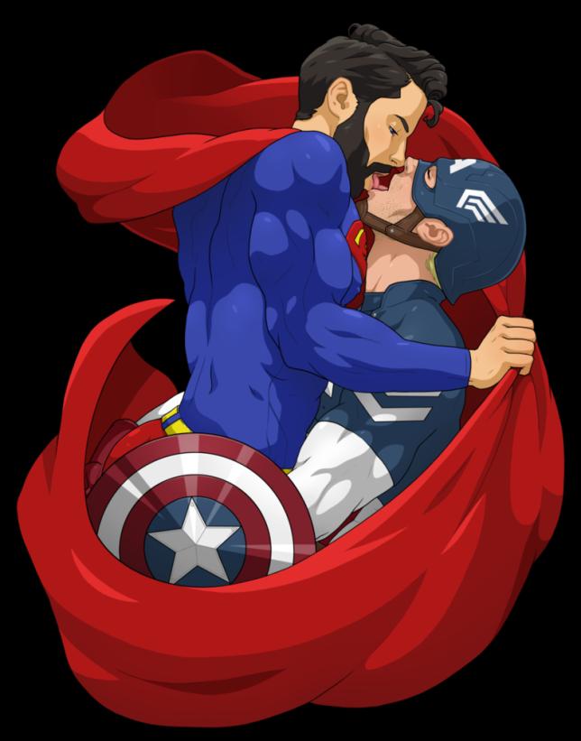 Power Couple by Pandaphobia