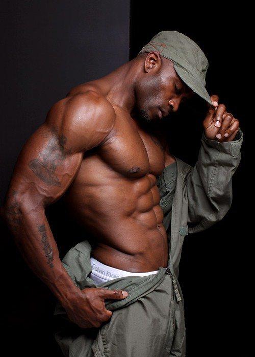 black abs