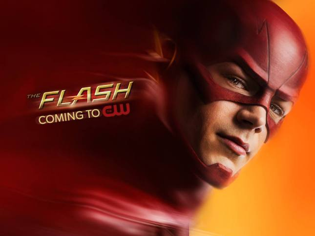 CW's The Flash coming
