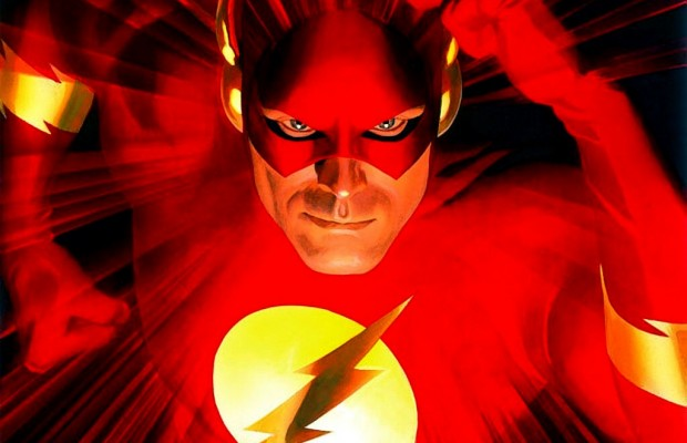CW's The Flash on tv this fall
