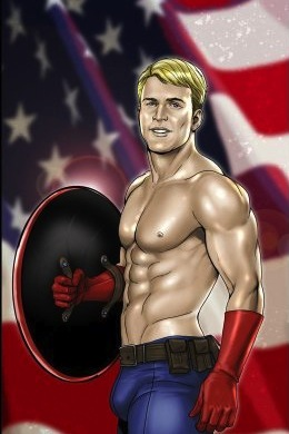 Gay Captain America