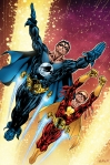 Nightwing and Flamebird by Robert Atkins and Mark H. Robertsroberts-d4b256r