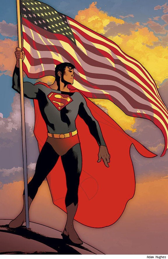 Superman: Alien Patriot
