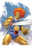 ThunderCats: Lion-O by Robert Atkins