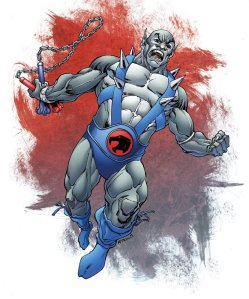 ThunderCats: Panthro by Robert Atkins