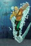 Aquaman by Alex Max