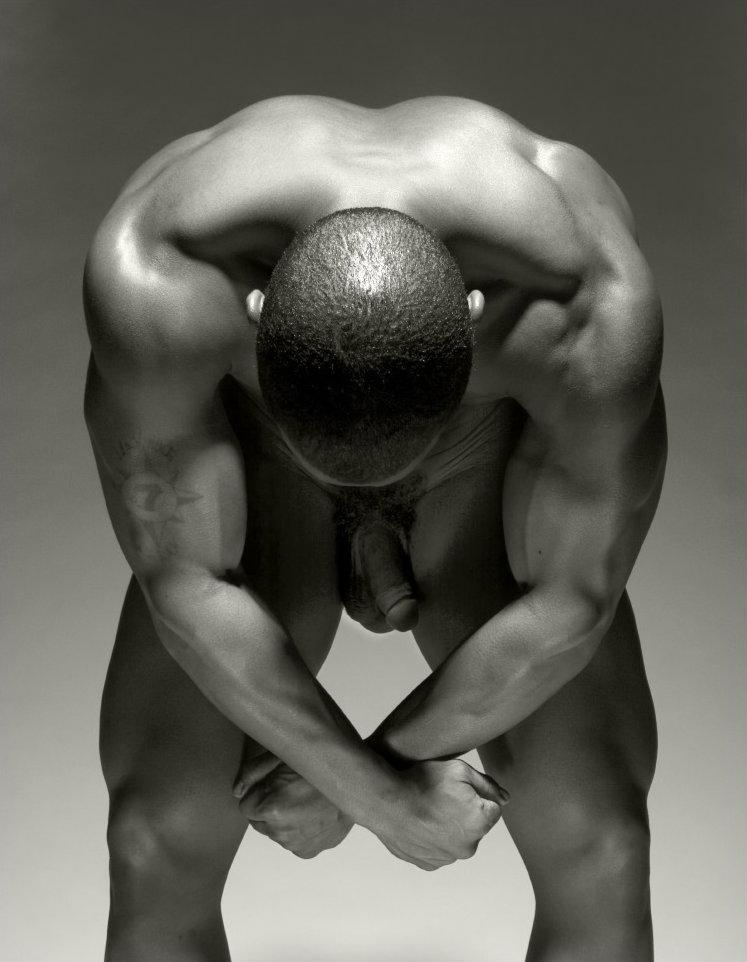 pictures of black nude men