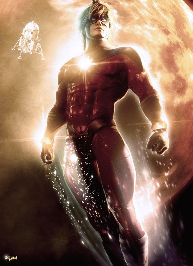 Captain Marvel: Resurrection by Isikol