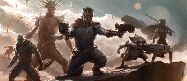 Guardians of the Galaxy concept art-concept-art-full