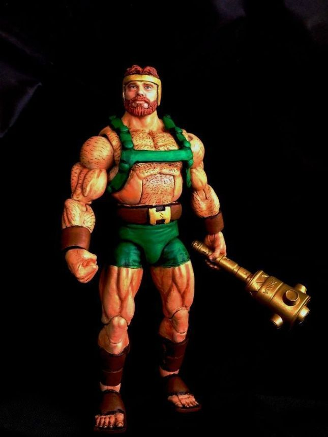 Hercules custom figure 1