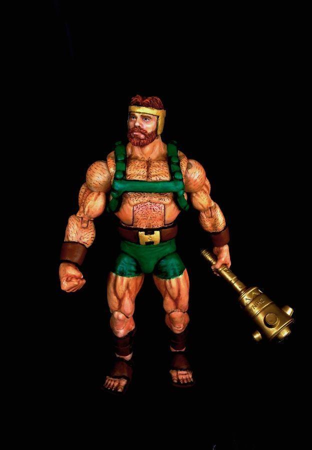 Hercules custom figure 2