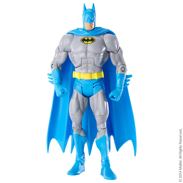 Mattel SDCC Super Powers: Batman