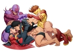 Young Justice Fuck Party